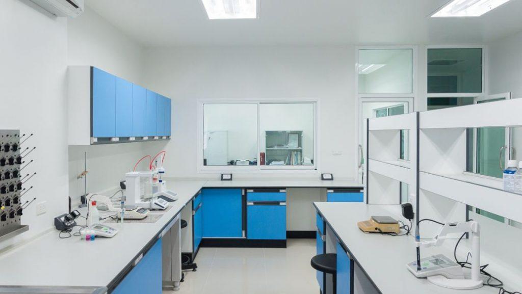 实验室精确数据源于仪器性能和分析