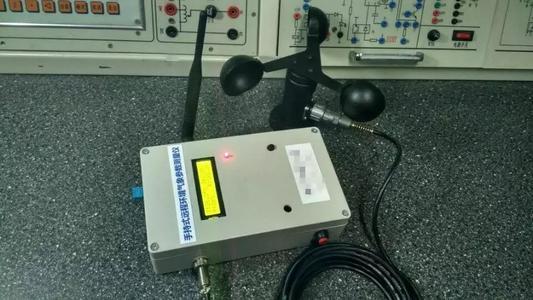 远程环境气象参数测量仪